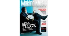 July-August 2013 Making Music magazinecover