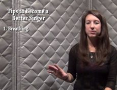 tips to become a better singer