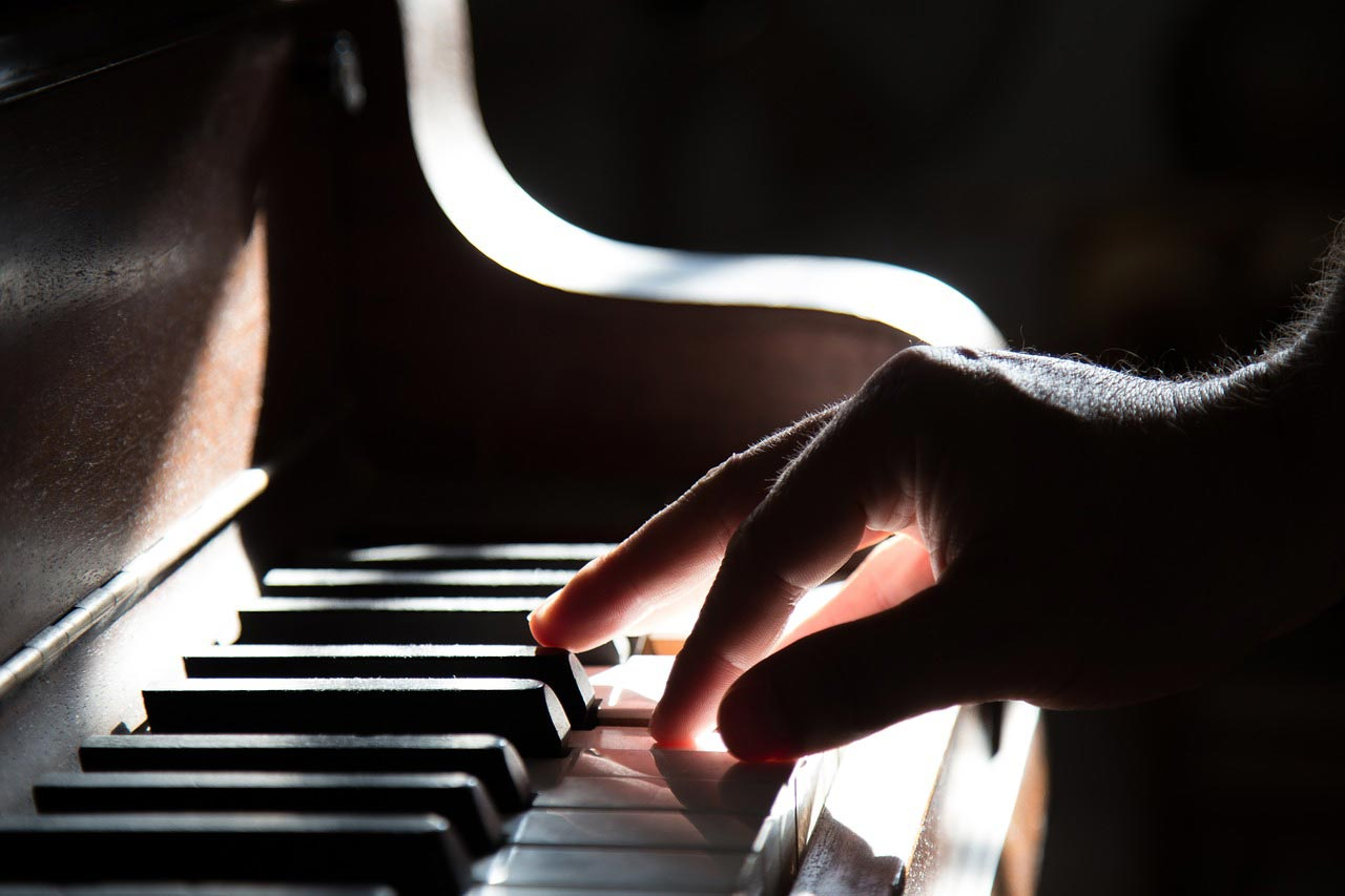 Master the Blues on Piano